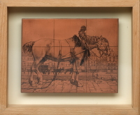 Artist Robert Austin: The Horse of Ostend (1921)